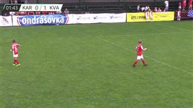 MFK Karviná - FC Slavia Karlovy Vary (Ondrášovka Cup, U8)