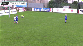 FC Baník Ostrava - SK Sigma Olomouc (Ondrášovka Cup, U8)