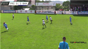 1. FK Příbram - FC Baník Ostrava (Ondrášovka Cup, U8)