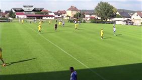 FK Okula Nýrsko - TJ Baník Stříbro (Krajský přebor - Plzeňský kraj, 30. kolo)