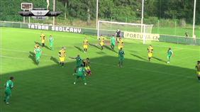 TJ Tatran Sedlčany - FK Olympie Březová (Fortuna Divize A, 30. kolo)