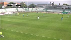 Mostecký FK - FK Jiskra Modrá (Krajský přebor - Ústecký kraj, 30. kolo)