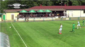 FK Slavoj Žatec - TJ Sokol Srbice (Krajský přebor - Ústecký kraj, 30. kolo)