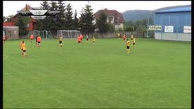 SK Olympia Ráječko - SK Vojkovice (Krajský přebor - Jihomoravský kraj, 30. kolo)