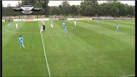 TJ Sokol Lanžhot - FC Veselí n. Moravou (Krajský přebor - Jihomoravský kraj, 30. kolo)