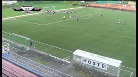 FC Rožnov pod Radhoštěm - TJ Spartak Hluk (Krajský přebor - Zlínský kraj, 26. kolo)