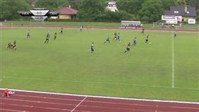 SK Hranice - FC Dolní Benešov (Fortuna Divize E, 17. kolo)