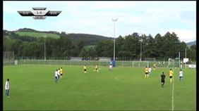 TJ Štítná nad Vláří - FC Kvasice (Krajský přebor - Zlínský kraj, 26. kolo)