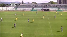Mostecký FK - TJ Sokol Horní Jiřetín (Krajský přebor - Ústecký kraj, 28. kolo)