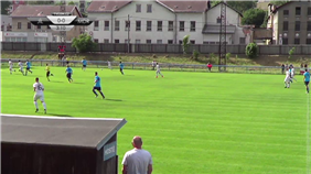 FK Jílové - FK Jiskra Modrá (Krajský přebor - Ústecký kraj, 28. kolo)
