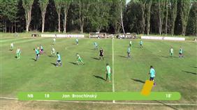 FC Nový Bor - FK Motorlet Praha (Fortuna Divize B, 28. kolo)