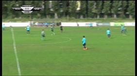 TJ TATRAN Rousínov - SK Moravská Slavia-fotbal (Krajský přebor - Jihomoravský kraj, 28. kolo)