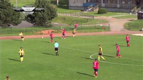 FC ZVVZ Milevsko - SK SIKO Čimelice (Ondrášovka Krajský přebor - Jihočeský kraj, 28. kolo)