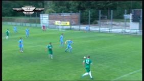 FC Dosta Bystrc - Kníničky - FC Veselí n. Moravou (Krajský přebor - Jihomoravský kraj, 28. kolo)