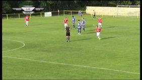 FC Moravský Krumlov - FC Boskovice (Krajský přebor - Jihomoravský kraj, 29. kolo)