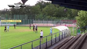 Fotbalový klub Protivín - FK Olešník (Ondrášovka Krajský přebor - Jihočeský kraj, 29. kolo)