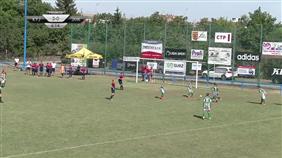 FC DUSH 21 Kyjev - výběr JmKFS (O pohár starosty města Modřice)