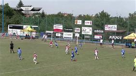 SK Slavia Praha - FC Baník Ostrava (O pohár starosty města Modřice)