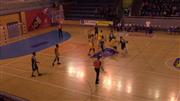 Basket Fio banka Jindřichův Hradec vs. Basket Košíře