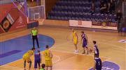 Basket Fio banka Jindřichův Hradec vs. BK Lokomotiva  Plzeň