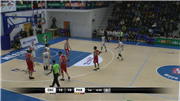 BK ARMEX Děčín vs. BK JIP Pardubice