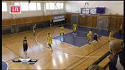 BK Snakes Ostrava vs. GBA Jindřichův Hradec