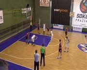 Sokol pražský vs. BA Nymburk