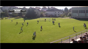 FC TVD Slavičín - TJ Slovan Bzenec (Fortuna Divize E, 11. kolo)