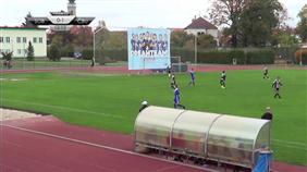 TJ Spartak Soběslav - SK Dynamo Č. Budějovice B (Fortuna Divize A, 11. kolo)