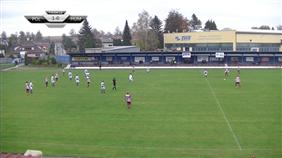 Slavoj Polná - AFC Humpolec (Fortuna Divize D, 12. kolo)