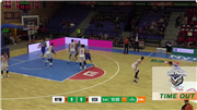 ERA Basketball Nymburk vs. USK Praha