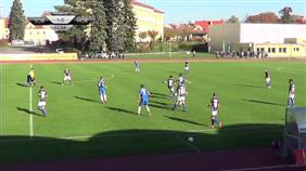 TJ Spartak Soběslav - FK Hořovicko (Fortuna Divize A, 12. kolo)