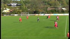 FK Bystřice pod Hostýnem - SFK ELKO Holešov (Krajský přebor - Zlínský kraj, 13. kolo)