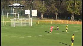 FC Kvasice - FC Velké Karlovice-Karolinka (Krajský přebor - Zlínský kraj, 13. kolo)