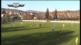 SK Boršice - FC Slušovice (Krajský přebor - Zlínský kraj, 13. kolo)