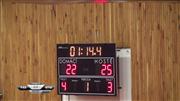 BK Pardubice vs. BA Nymburk