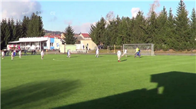 TJ Slavoj Mýto - TJ Sokol Čížová (Fortuna Divize A, 14. kolo)