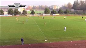FC ZVVZ Milevsko - TJ Sokol Sezimovo Ústí (Ondrášovka Krajský přebor - Jihočeský kraj, 14. kolo)