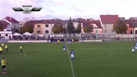 TJ Sokol Lom - FK Lažiště (Ondrášovka Krajský přebor - Jihočeský kraj, 14. kolo)