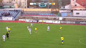 1.SC Znojmo FK - FC FASTAV Zlín B (Fortuna MSFL, 16. kolo)