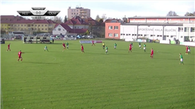 FC Hlučín - SK Sigma Olomouc B (Fortuna MSFL, 16. kolo)