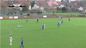SK Uničov - MFK Vyškov (Fortuna MSFL, 16. kolo)