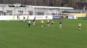 SK SENCO Doubravka, o.s. - TJ Spartak Soběslav (Fortuna Divize A, 15. kolo)