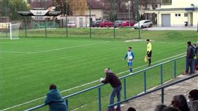 FK Ostrov - FC Chomutov (Fortuna Divize B, 15. kolo)