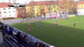 SK Slaný - FK Baník Souš (Fortuna Divize B, 15. kolo)