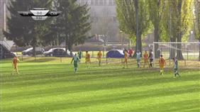 FK Junior Strakonice  - FK Slavoj Český Krumlov (Ondrášovka Krajský přebor - Jihočeský kraj, 15. kolo)