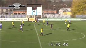 FC Sellier & Bellot Vlašim - FK Kosoř (Ondrášovka Krajský přebor - Středočeský kraj, 15. kolo)