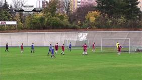 SK PETŘÍN Plzeň - TJ Spartak Soběslav (Fortuna Divize A, 13. kolo)