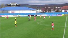 FK ROBSTAV Přeštice - SK OTAVA Katovice (Fortuna Divize A, 13. kolo)