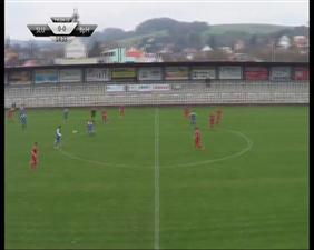 FC Slušovice - FK Bystřice pod Hostýnem (Krajský přebor - Zlínský kraj, 1. kolo)